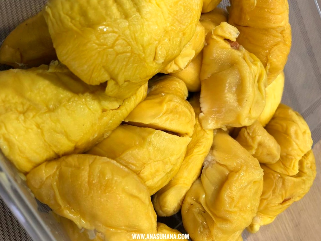 Ezy Durian Jual Isi Buah Durian Terbaik