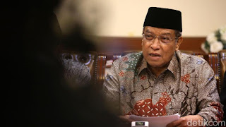 Said Aqil Minta Polisi Ungkap Aktor Intelektual Demo Ricuh Tolak Omnibus Law