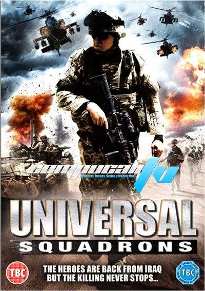 Universal Squadrons DVDRip Latino