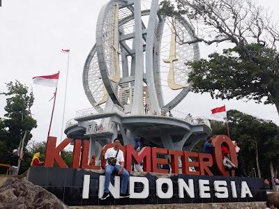 Tugu Kilometer Nol Indonesia