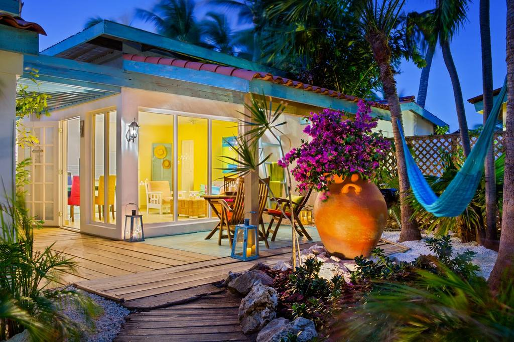 Travel 2 The Caribbean Blog: Private Beach Casita In Aruba
