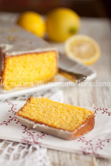 Ricetta cake al limone di bernard laurence