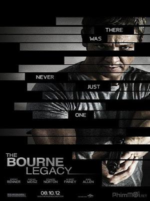 Mật Mã Bourne - The Bourne Legacy (2012)