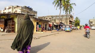 All religions in Benin, including Voodoo