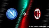 نتيجة مباراة ميلان ونابولي الدوري الايطالي