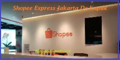 Shopee express jakarta dc kapuk