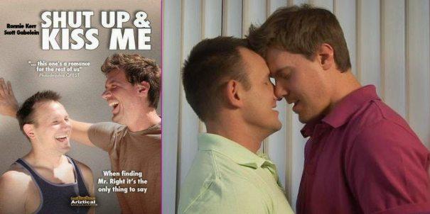 Shut up and kiss me, película