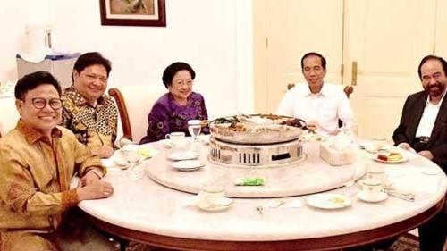 Kata Pengamat, Presiden Joko Widodo Mulai Dijauhi Partai Pendukungnya