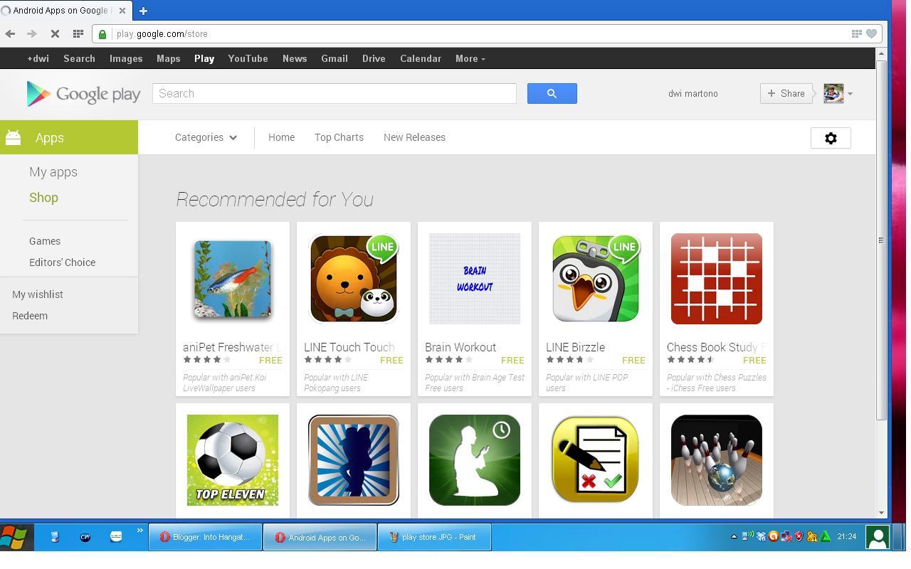 Aplikasi Games