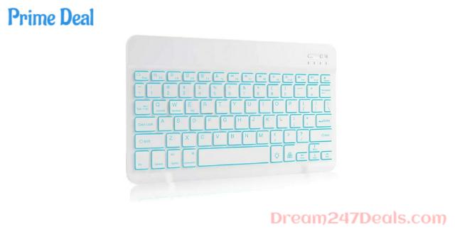 50% OFF 7-Colors Backlit Keyboard