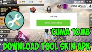Download Tool Skin Free Fire