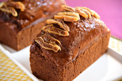 Delicious Date and Walnut Loaf