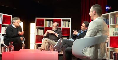 Proudhon - Michel Onfray, Thibault Isabel, Alain de Benoist. TV Libertés