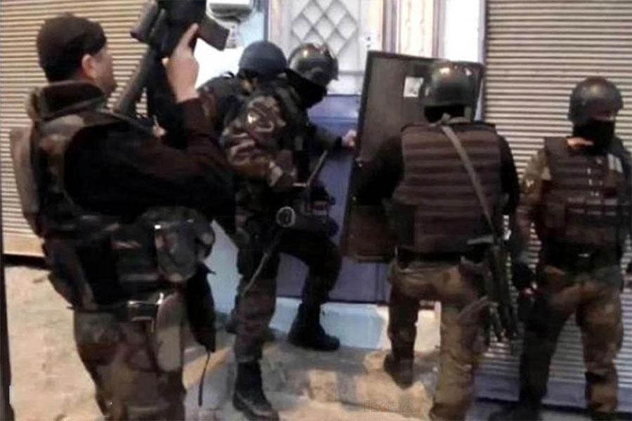 Diyarbakır'da 53 adrese uyuşturucu operasyonu