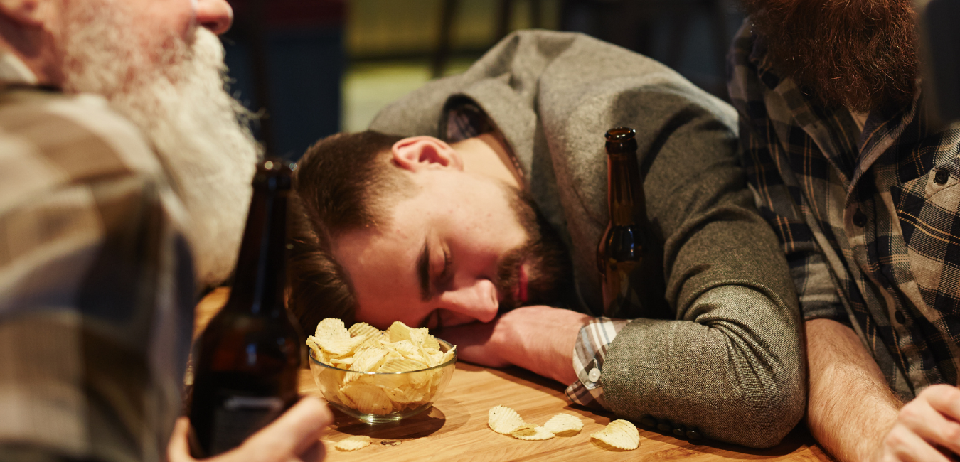 Predictable Stages That The Alcoholic Quit Drinking