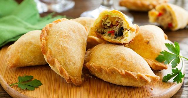 La Mejor Receta de Empanadas | Como hacer Empanadas