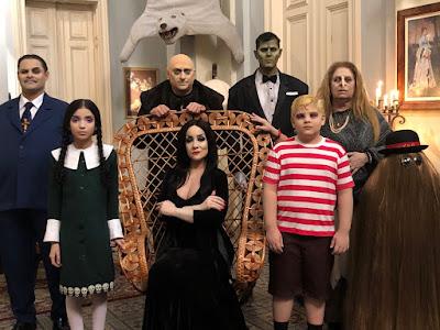 """Câmera Escondida """"A Família Addams"""" – (Foto: Divulgação/SBT)"""
