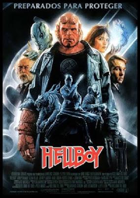 QUỶ ĐỎ 1 - Hellboy (2004)