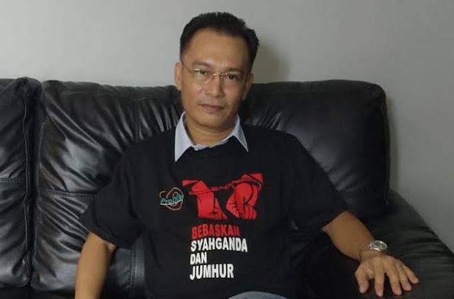 Jokowi Maunya Apa? Dulu Kangen Didemo, Giliran Jumhur dan Syahganda Kritik Malah Dipenjara