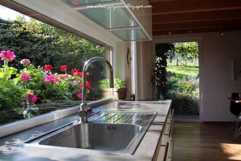 Septemberlicht Ein Schweizer Garten Bloglovin