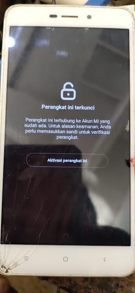 ByPass Mi Account Redmi 4A Miko Service Tool
