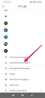 Cara Logout Gmail di HP android, Login Gmail, akun Gmail