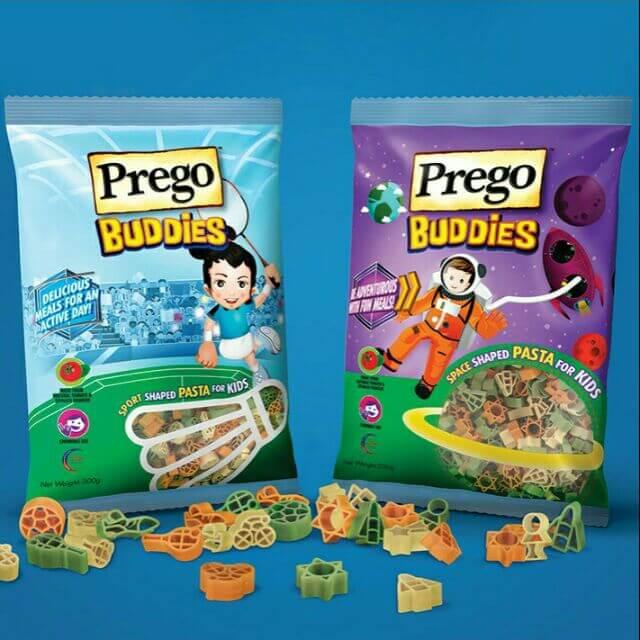 Pasta Prego Buddies