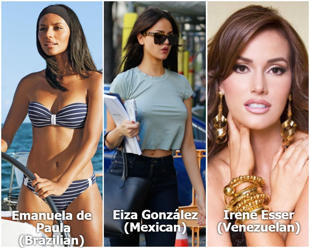 Top 10 Most Beautiful Women In America 2020