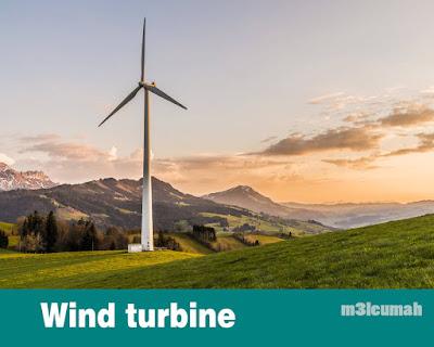 تاريخ توربينات الرياح