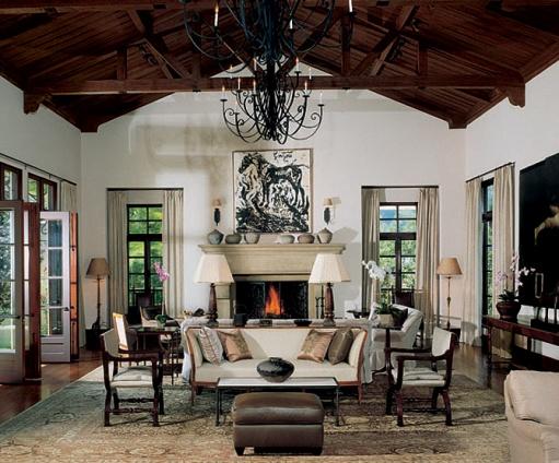 25 Elegant Spanish Interior Design