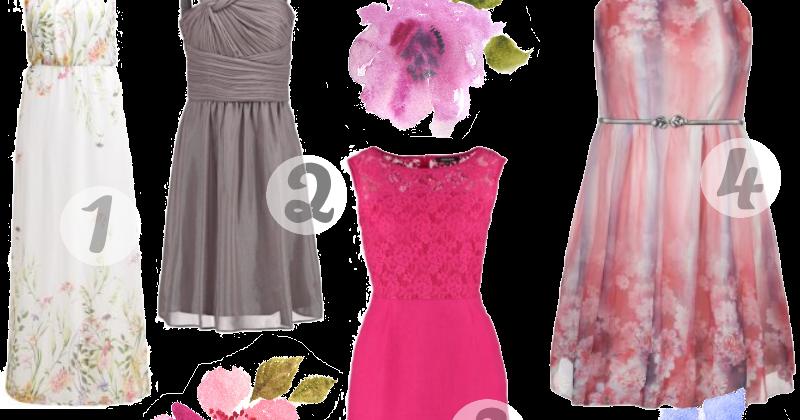Hochzeitsgast Pink