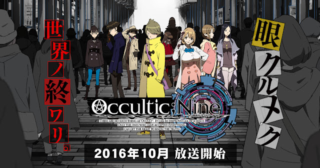 Sinopsis Occultic Nine