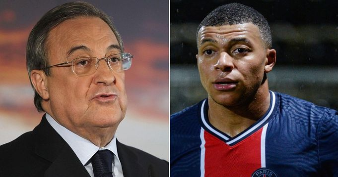 Real Madrid plan to make Mbappe's buyout €1 billion when he signs