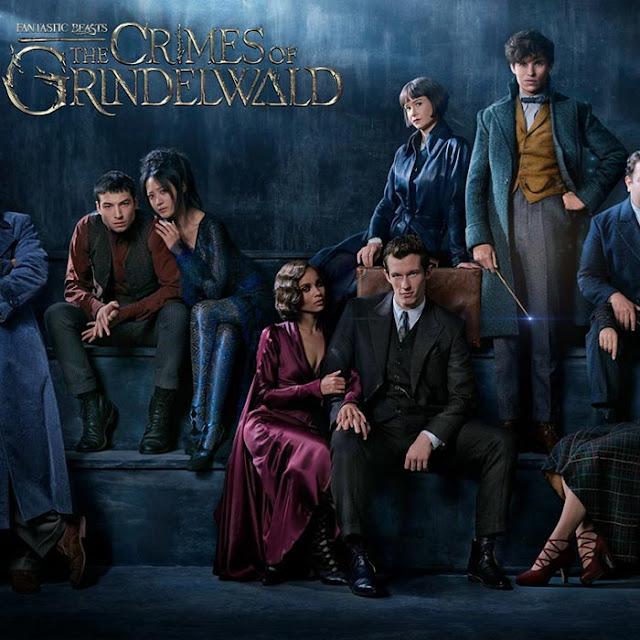 Fantastic Beasts: Crimes of Grindelwald Wallpaper Engine