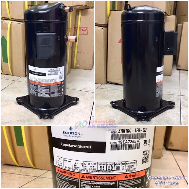 z2031097866268 e7133b9b02f3d4ec6caa281433f49dfb - 0916.868.022, cung cấp (block) máy nén lạnh Copeland 5 hp ZR61KC-TFD-522