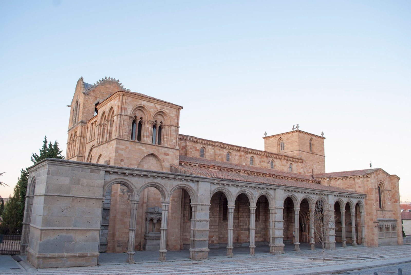 basilica san vicente avila