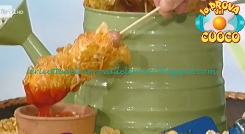 Ricetta dei Corn dog da La Prova del Cuoco
