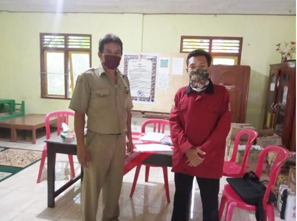 KKN di Jerukagung Klirong, Mahasiswa UNS jadi Relawan Covid-19