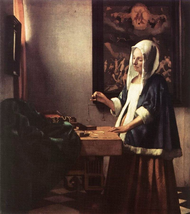 the love letter transit notes vermeer in with light 1665