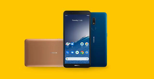 Nokia C3 Global launch