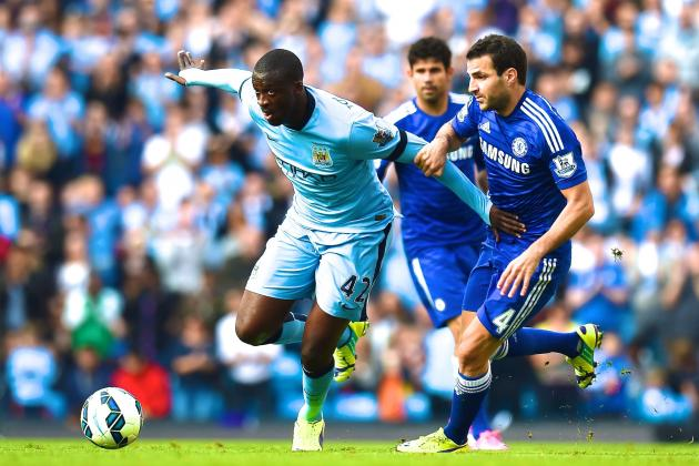 Chelsea Vs Man City: England Premier League: Manchester City Vs Chelsea 16
