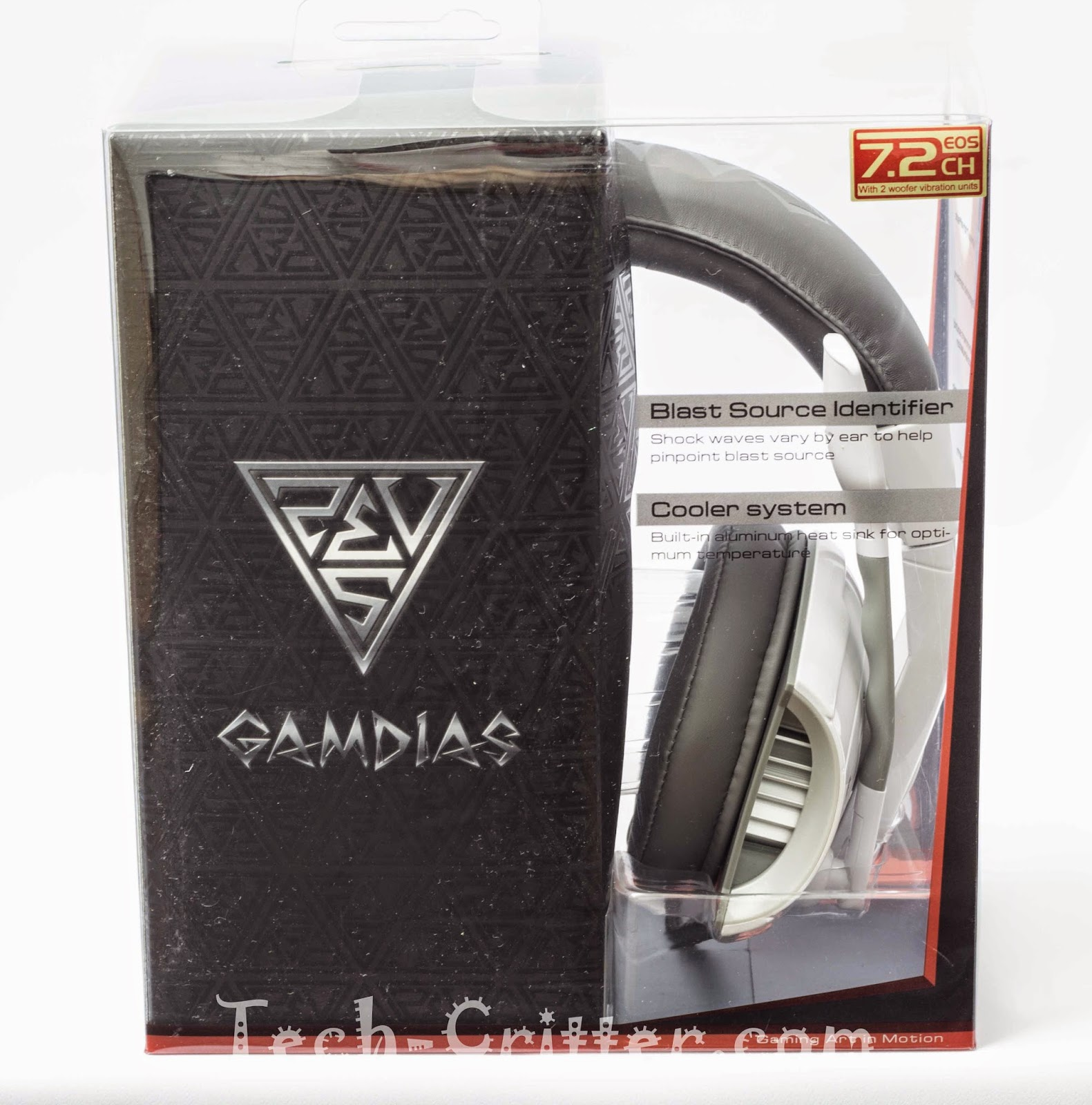 Unboxing & Review: Gamdias Hephaestus Gaming Headset 61