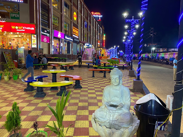 Best place near Infocity in Patia, Bhubaneswar to Chill in the evening