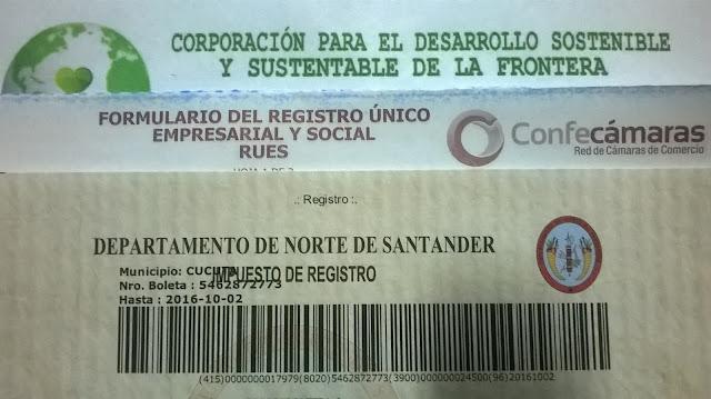 #RSY Noticias   Inicia legalización de Nueva ONG en Cúcuta-Colombia