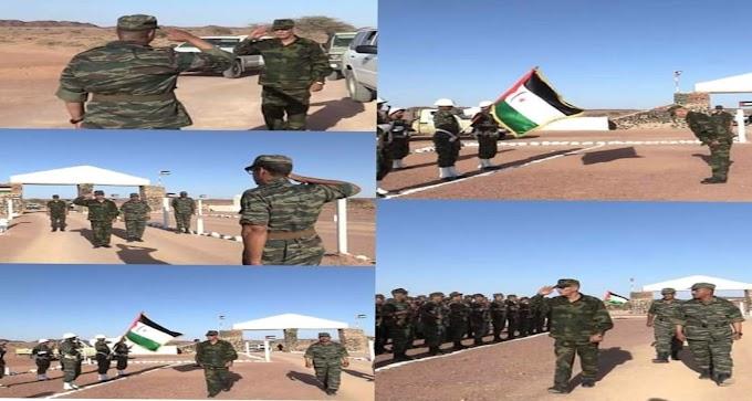 رئيس الجمهورية والقائد الأعلى للقوات المسلحة يصل القطاع العملياتي لتيفاريتي المحررة لعقد إجتماعات مع هيئة الأركان