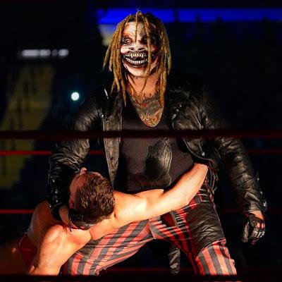 براي وايت يثير الرعب في WWE ويبحث عن ضحية أخرى بعد فوزه السهل على فين بالور