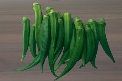 Amazing Benefits of Okra/Lady's Finger for Eyes, Healthy Hair, and Stress relief.