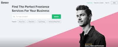 how to earn money with fiverr