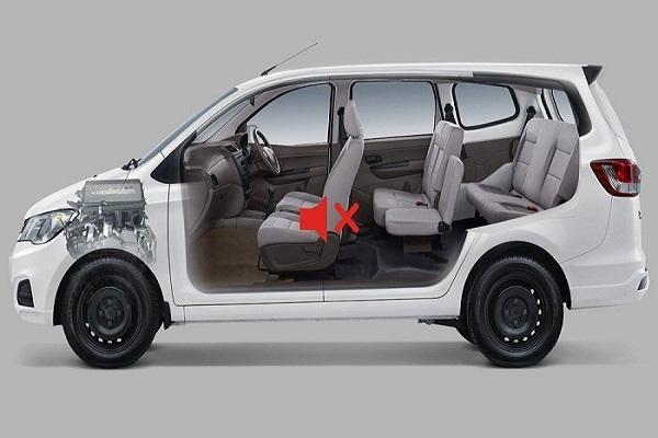 Spesifikasi dan Harga Wuling Formo 1.2 MB 7 Seat