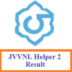 JVVNL HELPER-2 RESULT 2019 : Jaipur Vidyut Vitran Nigam Limited Result Released